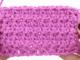Crochet Trinity Stitch - Easy Step by step Tutorial For Beginners