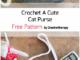 Crochet A Cute Cat Purse - Free Pattern