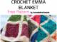Crochet Emma Blanket - Free Pattern