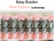 Crochet Sweet Dreams Baby Blanket - Free Pattern