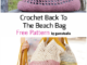 Crochet Back To The Beach Bag - Free Pattern