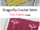 Crochet Dragonfly Stitch Projects - Free Patterns