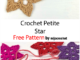 Crochet Petite Star - Free Pattern